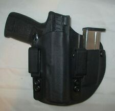 CUSTOM Kydex IWB Holster with extra Mag Carrier for S&W SD9VE