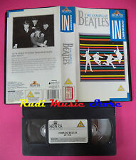 VHS THE compleat BEATLES in concert 1989 MGM UA SMV 10166 no cd mc dvd lp (VM6*)