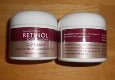 1 jar SKINCARE COSMETICS LdeL L de L  RETINOL DAY CREAM SPF20 vitamin enriched