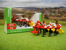 SIKU FARM POTTINGER SYNKRO 3030 CULTIVATOR 1/32 2067 NEW & BOXED