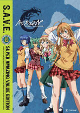 Ikki Tousen: Great Guardians - Season Three - S.A.V.E. DVD