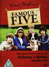 The Famous Five - The Complete Collectors Edition - DVD - Boxset - New - Sealed