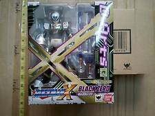 Bandai D-arts Capcom Rockman Megaman X Black Zero action figure box damage japan