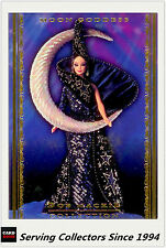 1997 Tempo World Of Barbie Trading Cards Bob Mackie Subset BM1 Moon Goddess