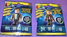 Doctor Who 2 Mini Figures new sealed packs