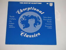 EKSEPTION -Ekseptional Classics- LP