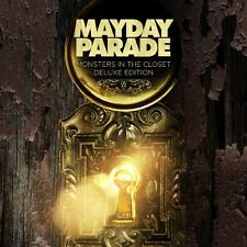 Monsters In The Closet - Mayday Parade (2014, CD NIEUW)