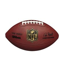 Wilson NFL Leather Game Football WTF1100