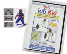Kid Ski Universal Ski Tip Lock (1-6yo) + Bonus How to Teach Skiing DVD - NEW!