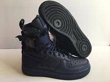 "NIKE WMNS AIR FORCE 1 SF AF1 SPECIAL FIELD ""USA"" BLUE SZ 6 [857872-400]"