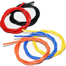 5 colors x 3' 12AWG 12Gauge 12GA silicone wire Ultra flexible brushless battery