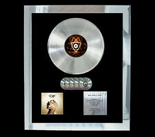 THE SCRIPT SCIENCE AND FAITH MULTI (GOLD) CD PLATINUM DISC FREE POSTAGE!!
