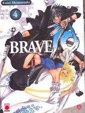 BRAVE 10 tome 4 Kairi Shimotsuki MANGA shonen