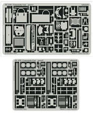 EDUARD 1/35 PE PHOTO-ETCHED DETAIL SET for ITALERI COMMANDO CAR #320