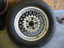 BMW OEW E32-E34 New spare wheel and tire