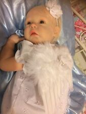 Reborn Baby Girl Tinkerbell Kit Angel Baby