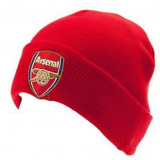 Arsenal Knit Hat/Beanie/Toque - Red - Official Merchandise