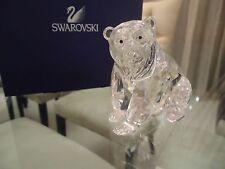 Swarovski Crystal Grizzly Bear