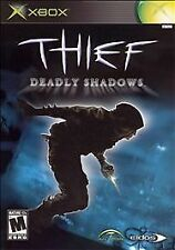 THIEF: DEADLY SHADOWS XBOX GAME DISC ONLY