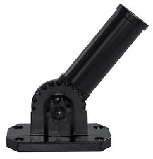 Black Adjustable Aluminum Flag Pole Bracket Briarwood Lane
