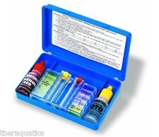 Swimline Deluxe Dual Test Kit Ph Chemical Water Pool Spa Gym Jacuzzi Safe 8420