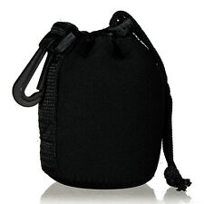 Neoprene Waterproof DSLR Camera Lens Pouch Case Bag Size S Small for Sony