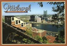 MONONGAHELA INCLINE & VIEW PPG BLDG DOWNTOWN-PITTSBURGH,PA 1999