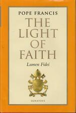 Pope Francis Christianity Theology The Light of Faith Encyclical Letter 2013
