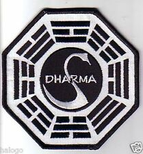 """LOST DHARMA """"SWAN""""  PATCH - LST02 - FAST SHIPPING !!"""