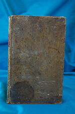 The Natural History of The Bible by Thaddeus Mason Harris 1820