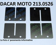 213.0526 SET LAMELLE IN CARBONIO POLINI BETA  MOTARD 50 ALU AM6 2003