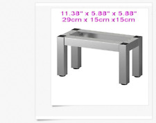 IKEA Stainless Steel LILLANGEN LEG FRAME11.38'' x 5.88'' x 5.88'' 302.051.99 NEW