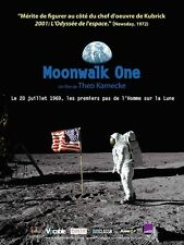 Affiche 40x60cm MOONWALK ONE - Documentaire 1974 Neil Armstrong, Richard Nixon R
