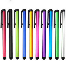 10x Metal Universal Stylus Touch Screen Pen For Tablet PC iPad iPhone  4S  5S 6s