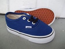 NWT VANS BOYS/TODDLER AUTHENTIC SNEAKERS/SHOES SIZE 5.BRAND NEW FOR 2016.WOW