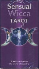 NEW Sensual Wicca Tarot Card Deck Sealed Lo Scarabeo