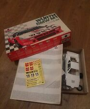 BMW M1 WURTH ESCI 1/24