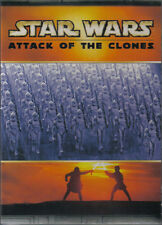 STAR WARS ATTACK OF THE CLONES FOLD OUT CARD 2 OF 5