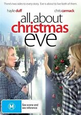 All About Christmas Eve - Haylie Duff NEW R4 DVD