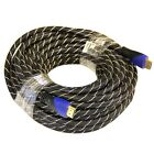 HDMI 50FT PREMIUM CABLE 1.4 1080P BLURAY 3D TV DVD PS3 XBOX HDTV 50 FEET NEW