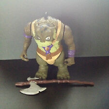 LJN Thundercats Vintage Slithe w/weapon AS IS
