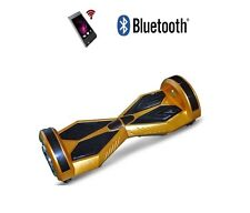 "Vortex 8""  - YELLOW - SAFE [UL] Self Balancing Electric Scooter BLUETOOTH REMOTE"
