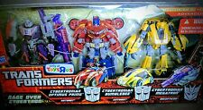 Transformers - Rage Over Cybertron Cybertronian Optimus, Bumblebee, Megatron