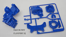 New Tamiya 0009610 Blue Plastic B Part Tree for TA-02 T Gear Case Motor Mounts