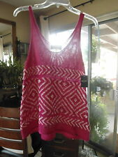 NEW ... HOLLISTER... Woman's Knit Cami Top  .. Size XS   Pink