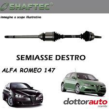 SEMIASSE DX DESTRO ALFA ROMEO 147 1.9 JTDM 8V  KW 88 CV 120