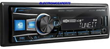 ALPINE UTE-52BT BLUETOOTH MP3 USB IPOD WMA AUX IPHONE EQUALIZER CAR STEREO NEW