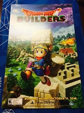 Pax West Prime 2016 Exclusive Dragon Quest Builders Poster Print