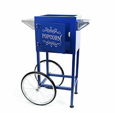 Paramount Popcorn Machine Cart / Trolley Section [Blue]