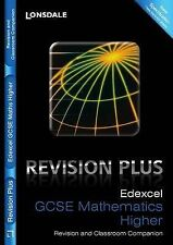 Lonsdale GCSE Revision Plus - Edexcel Maths Higher Tier: Revision and Classroom